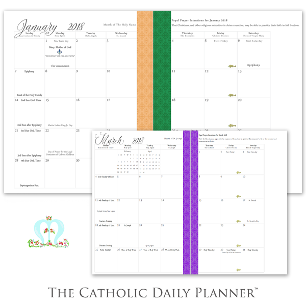 The Catholic Daily Planner™